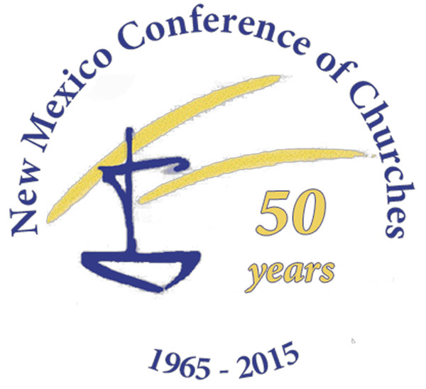 New Mexico Conference of Churches logo