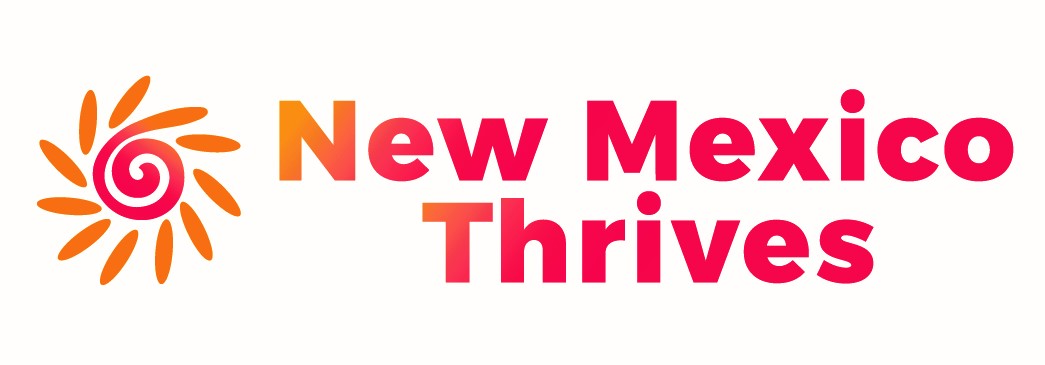 New Mexico Thrives logo